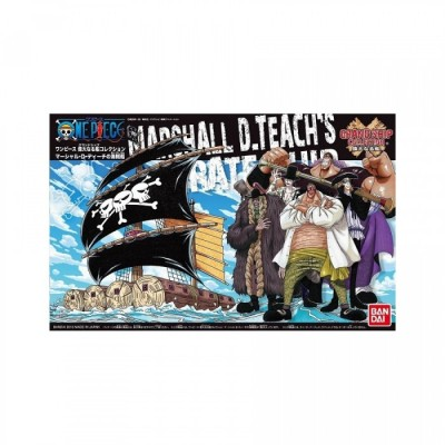 One Piece - Marshall D. Teach (Maquette taille 1 : 13Cm) - Grand Ship Collection
