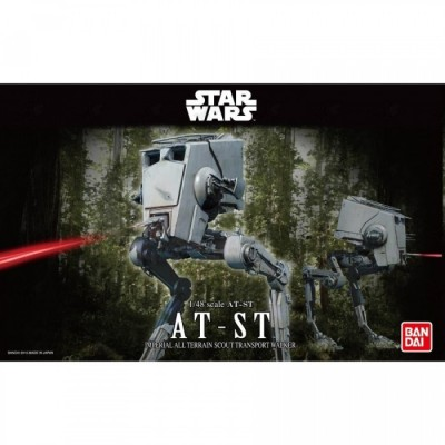 Maquette - AT-ST - Star Wars - 18cm