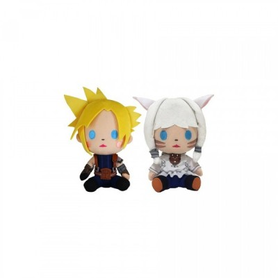 Cloud - Final Fantasy Dissidia - Peluche - 15cm