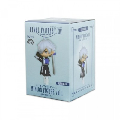 Alphinaud - Final Fantasy XIV - Figurine - Collection de 3 - 6cm