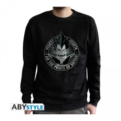 Sweat Vintage - Vegeta - Dragon Ball - S