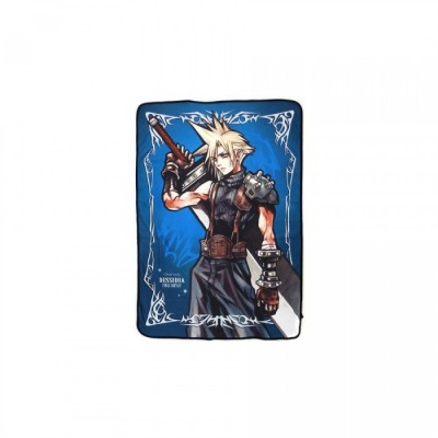 Blanket - Personnages - Final Fantasy Dissidia - Assortiment de 2 - 100cm