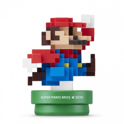 Amiibo - Super Mario 30th Anniversaire (Modern colours)