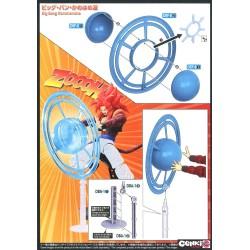 T-shirt Bioworld - Pokemon - Pleins de Pikachu - Fond Bleu - M