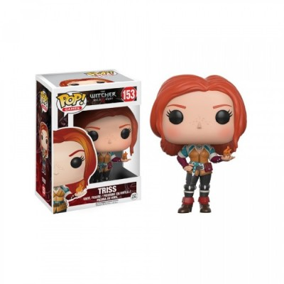 Triss - The Witcher (153) - Pop Game