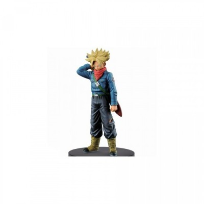 Dragon Ball Super DXF - Super Saiyan 2 Trunks - Super Warriors Vol.2 - 18Cm