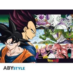 Son Goku enfant sur nuage (bleu) - Dragon Ball - 13cm