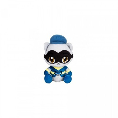 """Peluche - Stubbins - Sly Cooper and the Thievus Racoonus """"Sly"""" - 20cm"""