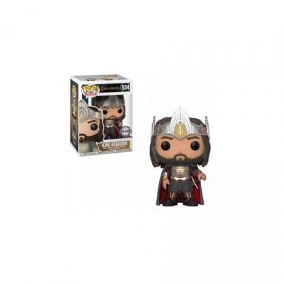 King Aragorn - Lord of the Rings (534) - POP Movies - Exclusive
