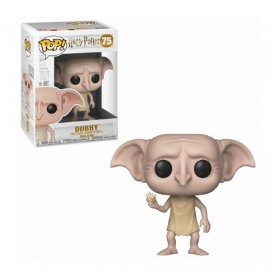 Dobby Snapping his Fingers - Harry Potter (75) - Pop Movie