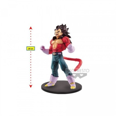 Dragon Ball GT - Super Saiyan 4 Vegeta - Blood of Saiyans Special IV - 20cm