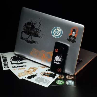 Set Stickers - Call of Duty