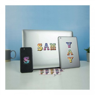 Set Stickers - Letters