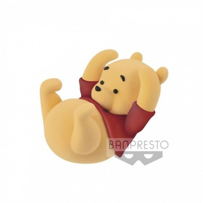 Winnie l'ourson - Fluffy Puffy- Disney - 5cm