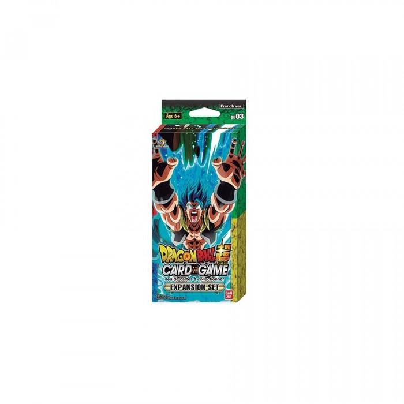 JCC - Expansion Set - Serie 6 - GE03 - Dragon Ball Super (FR) x8