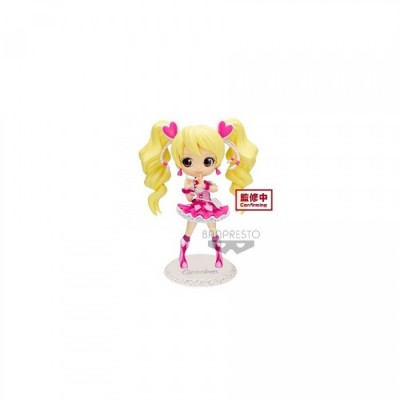 Cure Peach (normal ver.) - Q-Posket - Fresh Pretty Cure - 14cm