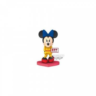 Minnie Mouse (tenue jaune) - Disney - Q posket Best Dressed - 14cm