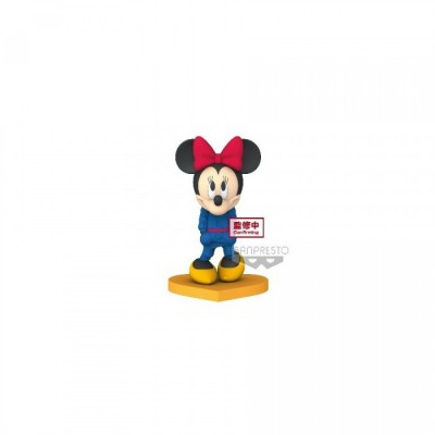 Minnie Mouse (tenue bleue) - Disney - Q posket Best Dressed - 14cm