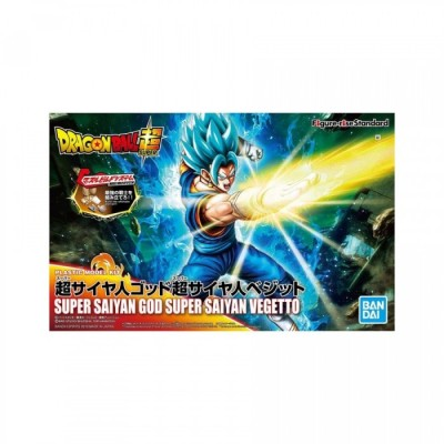 Vegetto - Super Saiyan God - Figure Rise - Dragon Ball