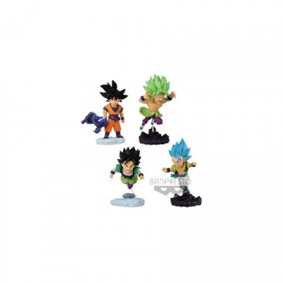 WCF Vol.4 - Dragon Ball Super - 7cm (vendu par x)