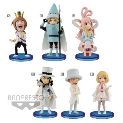 One Piece - WCF - Level Y2 -  7cm (vendu par x)