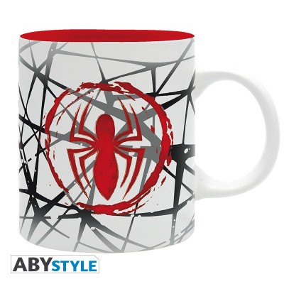Mug - Spider-Man Design - Marvel - 320ml