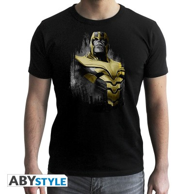 T-shirt Marvel - Thanos - S