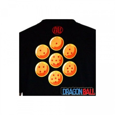 T-shirt Dragon Ball - Boules de Crystal - XL
