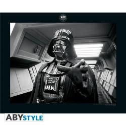 Tasse Expresso + Sous-tasse - Snoopy fond Rayé Bleu