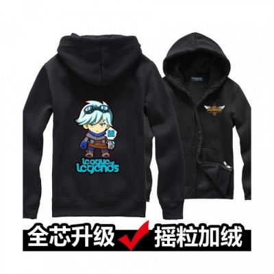 Sweat - Ezreal de Glace - League Of Legend