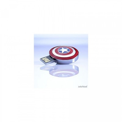 Clef USB - Captain America - Bouclier - 8GB