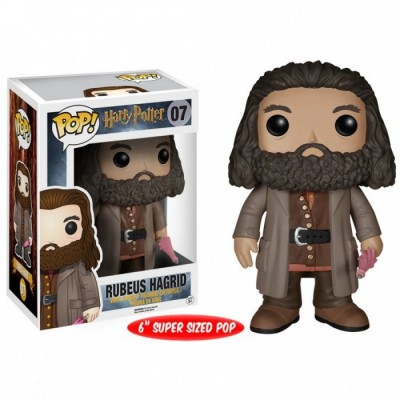 Rubeus Hagrid - Oversize Version - Harry Potter (07) - Pop Movies