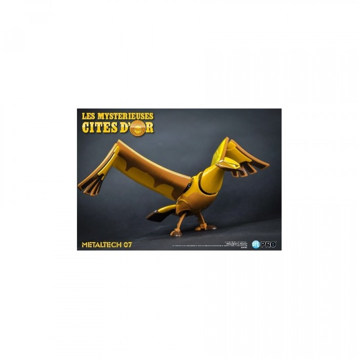 The Mysterious cities of gold - Action Figure