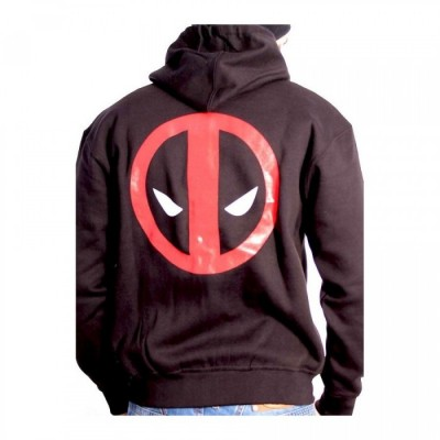 Sweat - Deadpool - Logo - M
