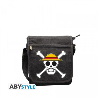 Sac besace - Skull - One Piece