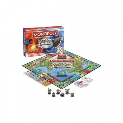 Monopoly - Pokemon Kanto (FR)