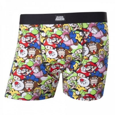 Boxer - All Star - Super Mario - L