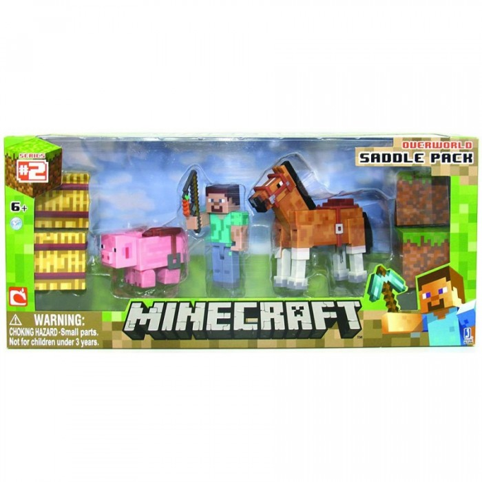Minecraft - Action Figure