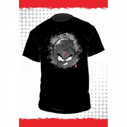 T-shirt Dragon Ball - Krilin - Fond Noir - L