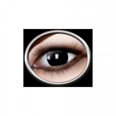 Lentilles - Blind Black - Fantasy Lenses