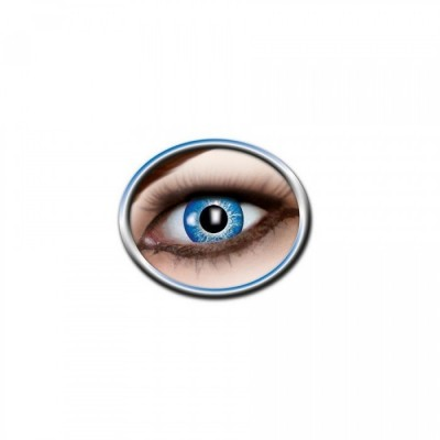 "Lentilles - Blue & White - Tone Lenses ""One Tone"""