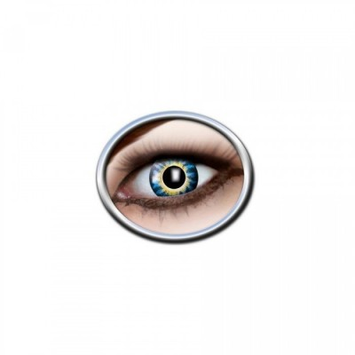"Lentilles - Blue, White, Yellow - Tone Lenses ""One Tone"""