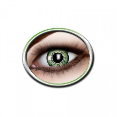 "Lentilles - Green, Black - Tone Lenses ""One Tone"""
