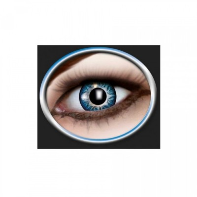 "Lentilles - Blue - Tone Lenses ""Three Tone"""