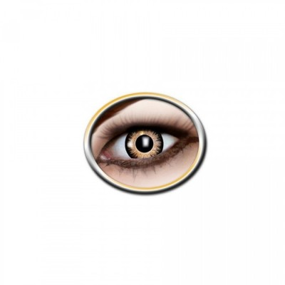 "Lentilles - Yellow - Tone Lenses ""Three Tone"""