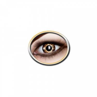 "Lentilles - Orange - Tone Lenses ""Three Tone"""