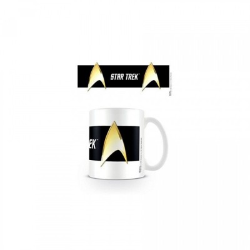 Mug - Star Trek - Insignia Black