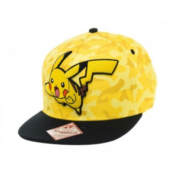 Casquette - Pikachu - Pokemon