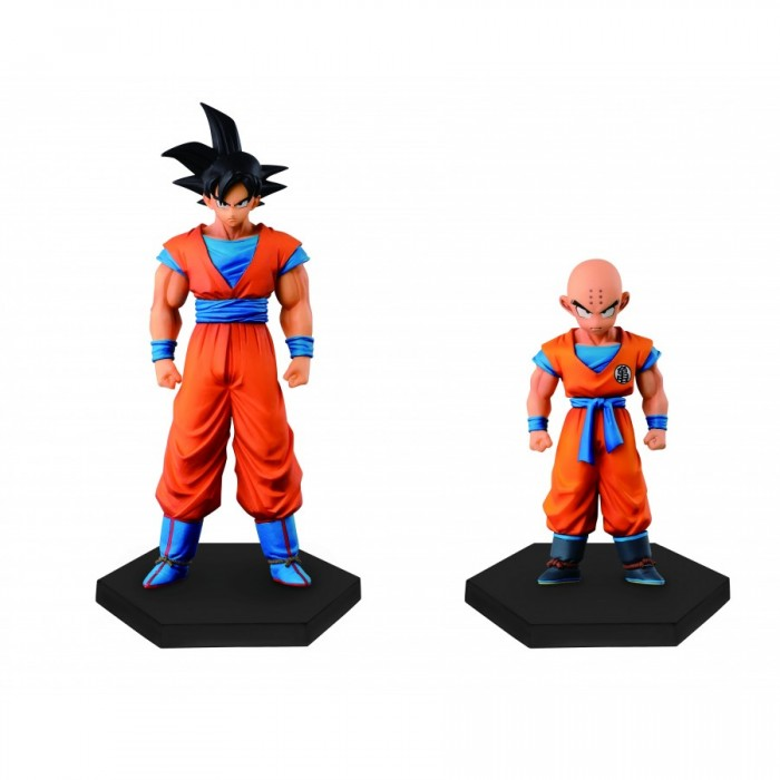 Figure Collection - DXF - Goku - 15cm