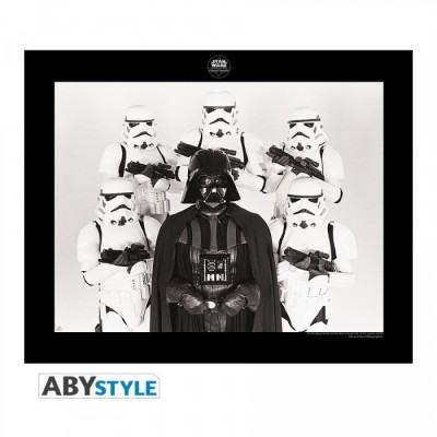 "Poster - Star Wars - ArtPrint ""Imperial Domination"" (50x40)"